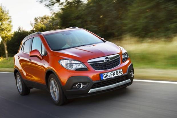 Opel Mokka: już 100 000 zamówień