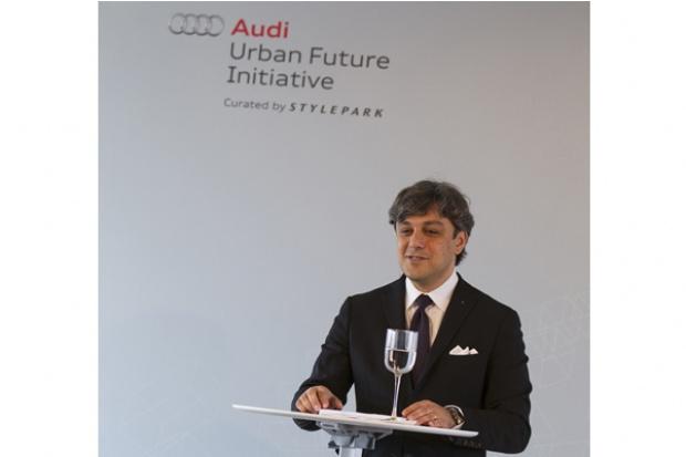 Audi Urban Future: miasto jako laboratorium mobilności jutra