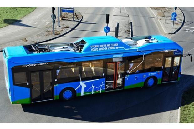 E-mobilność - przyszłość Volvo Buses