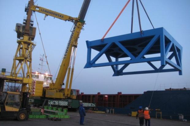 Stocznia zarabia więcej na segmencie offshore niż na statkach