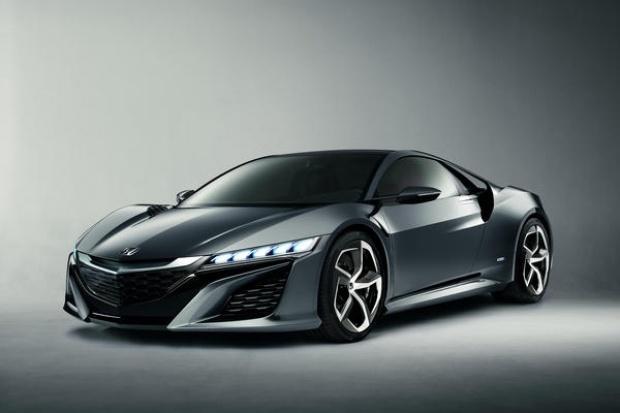 Honda przedstawia miejsce produkcji modelu NSX