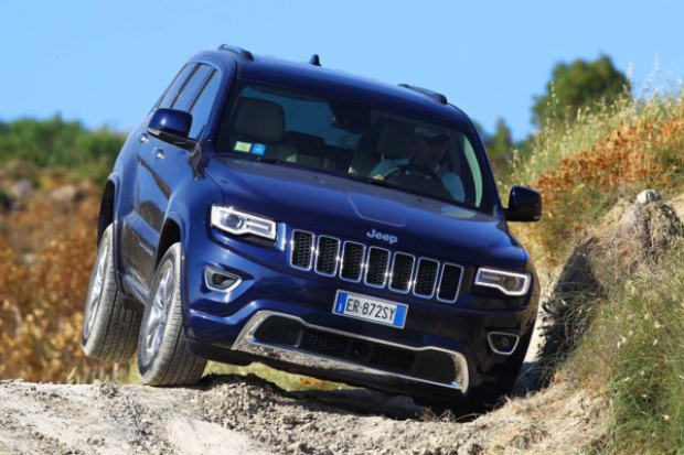 Jeep mocno odświeżył Grand Cherokee