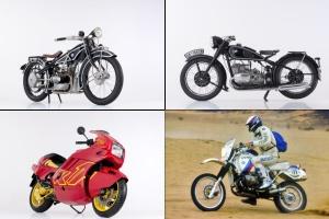 BMW Motorrad ma 90 lat