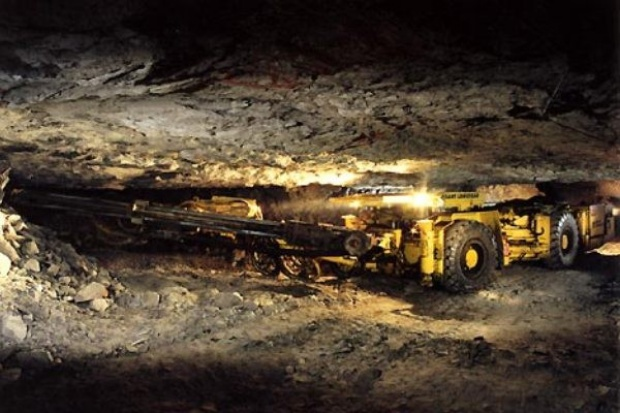 KGHM chce zwrotu podatków za podziemne wyrobiska górnicze