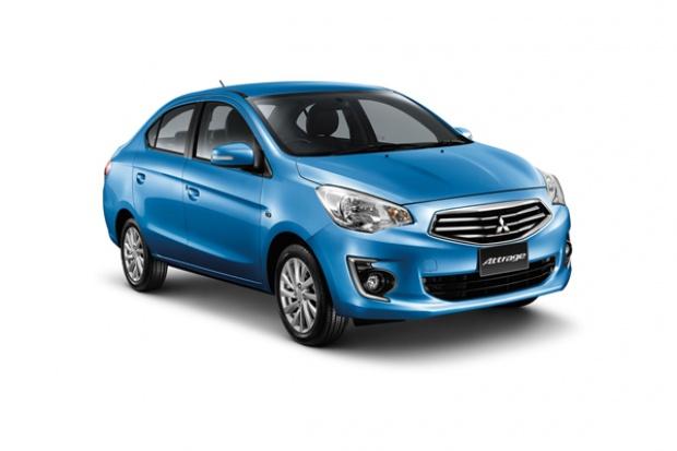 Mitsubishi zapowiada wprowadzenie na globalny rynek nowego sedana