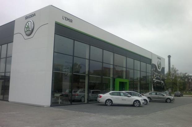 Nowy salon Skody w Dąbrowie Górniczej