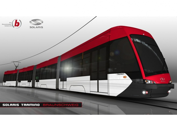 Solaris sprzedaje kolejne Tramino