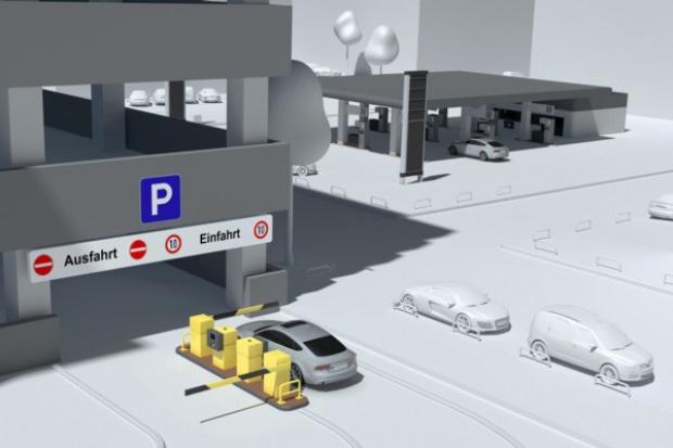 Opłata parkingowa bez wychodzenia z samochodu