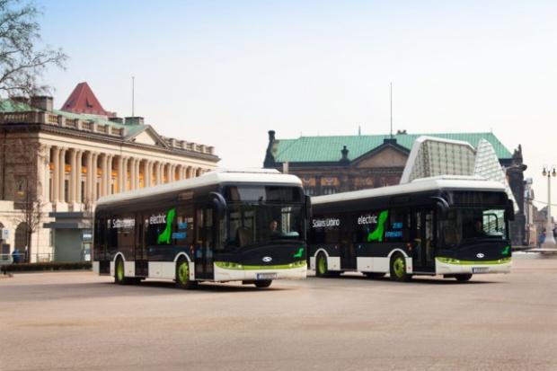 Solaris dostarczy elektryczne autobusy do Düsseldorfu