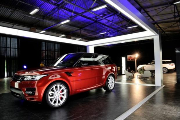 Polska miejscem europejskiej premiery nowego Range Rovera Sport