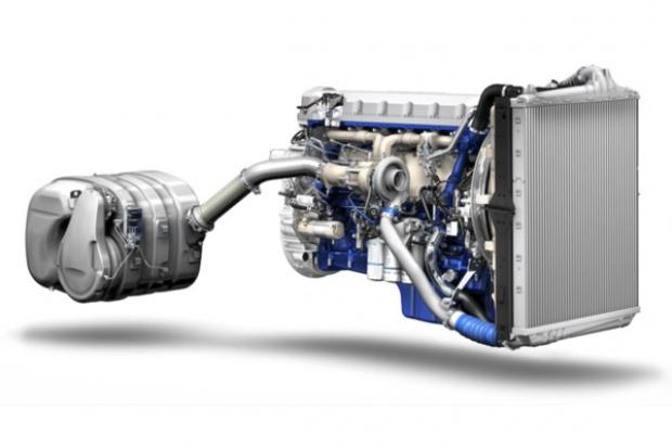 Kompletna gama silników Euro 6 dla ciężarowych Volvo