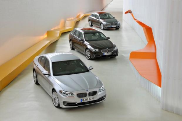 """BMW: czas na nową """"piątkę"""""""
