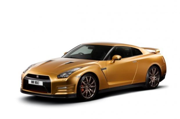 Nissan dla najszybszego człowieka świata