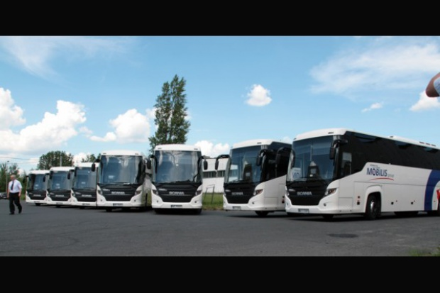 Kolejny etap współpracy Scania i Mobilis