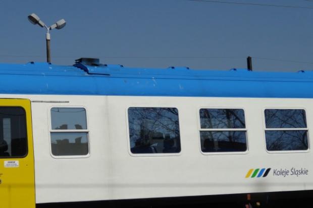 Pełne pociągi Kolei Śląskich i narzekający pasażerowie
