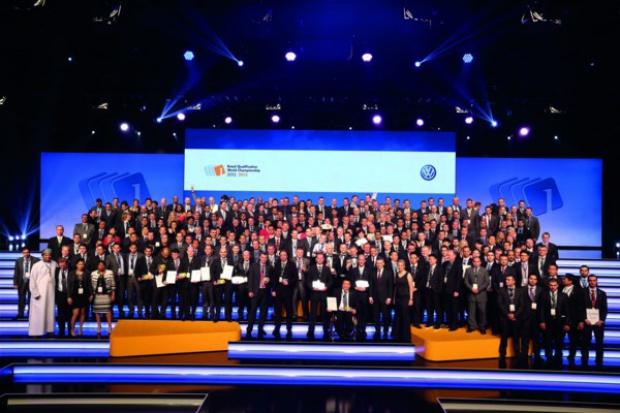 Polak na szczycie w konkursie kompetencji Volkswagena
