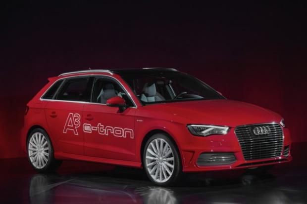 Audi tron:  kompletowanie rodziny