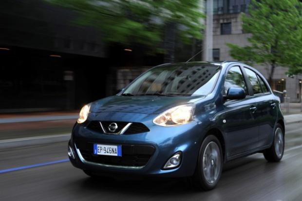Nissan odnowił model Micra