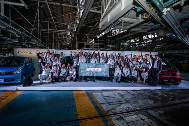 """Mitsubishi i Nissan: wspólny """"maluch"""", wspólna fabryka"""