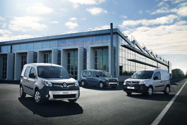 Nowa gama Renault Kangoo