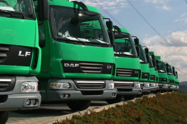 Rynek ciężarówek znowu na plusie