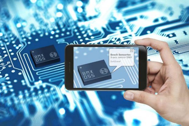 Trzy miliardy czujników MEMS od Boscha