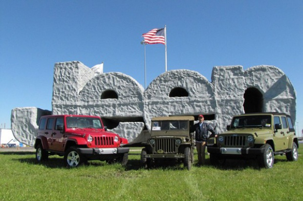 Jeep Willys: powrót 70-latka