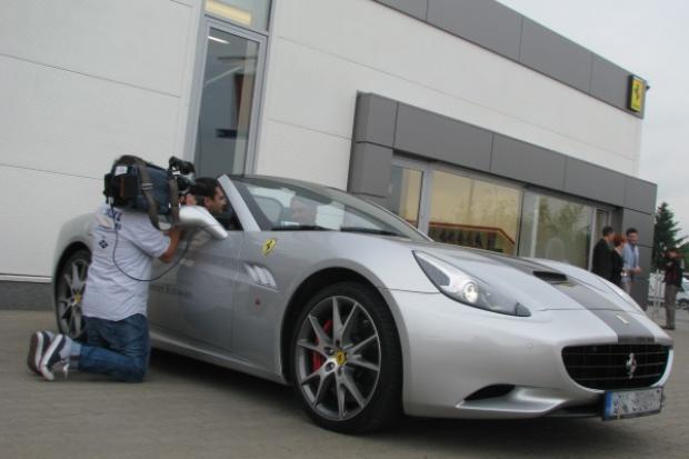 Salon Ferrari w Katowicach już działa