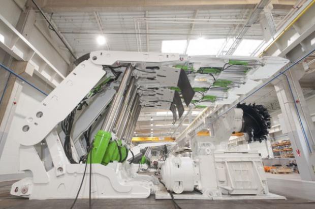 Famur dostarcza maszyny dla KHW