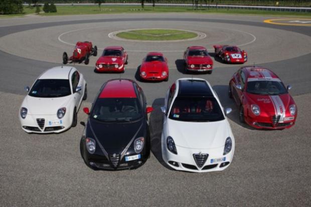 90 lat legendy Alfa Romeo spod znaku koniczyny