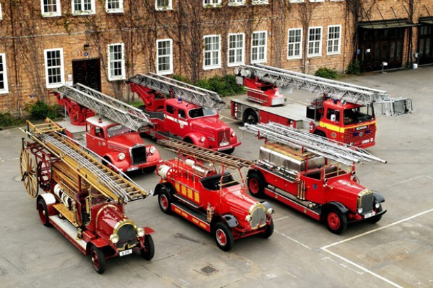 Scania już od 100 lat produkuje wozy strażackie