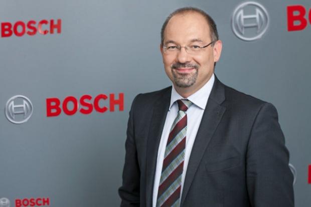 Nowy szef sprzedaży Bosch Elektronarzędzia