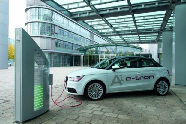 """Audi A1 e-tron sprawdzane """"na żywca"""""""