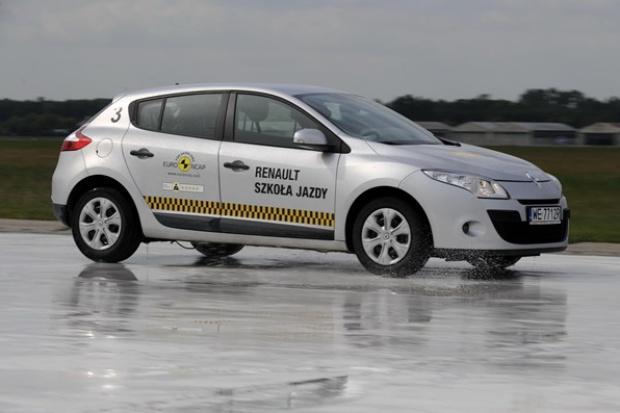 Renault otwiera tor do szkoleń i doskonalenia jazdy