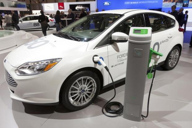 Ford rozpoczął europejską produkcję Focusa Electric