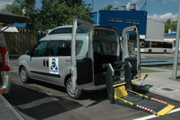 Mobilność niepełnosprawnych wg Fiata