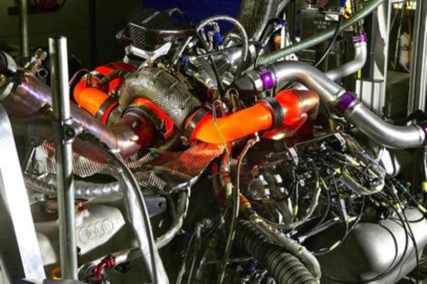 Silniki Audi w Le Mans spokrewnione z jednostkami seryjnymi