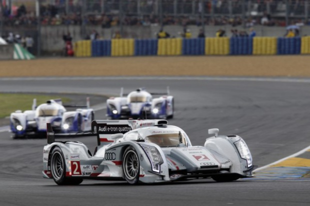 24-godziny Le Mans - wyścigowa legenda
