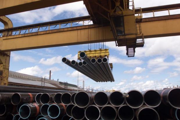 US Steel: Ameryka jest celem nieuczciwego handlu stalą