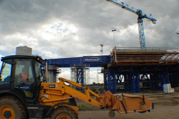 Mostostal Warszawa może zwolnić blisko 2/3 obecnej załogi