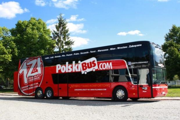 PolskiBus kupuje kolejne autokary