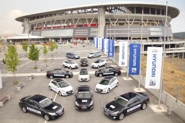 Coraz więcej Hyundaia w sporcie