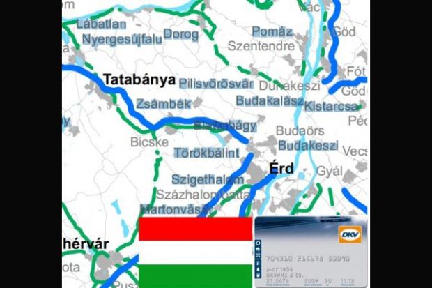 Nowe opłaty drogowe na Węgrzech