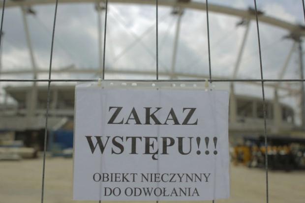 Kontrakt na modernizację Stadionu Śląskiego zerwany