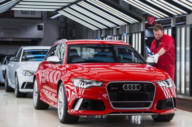 J.D. Power: Audi Neckarsulm najlepszym zakładem produkcyjnym w Europie
