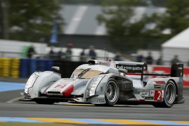 Audi znowu triumfuje w Le Mans