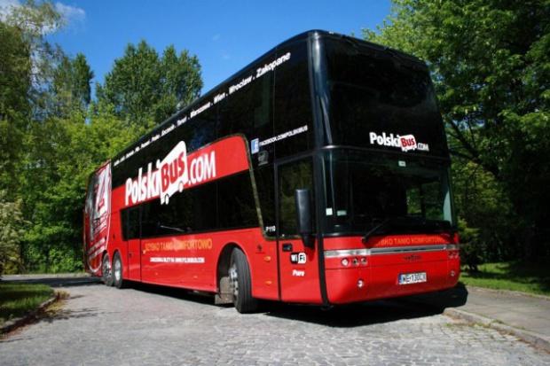 Duży kontrakt Michelin i PolskiBus.com