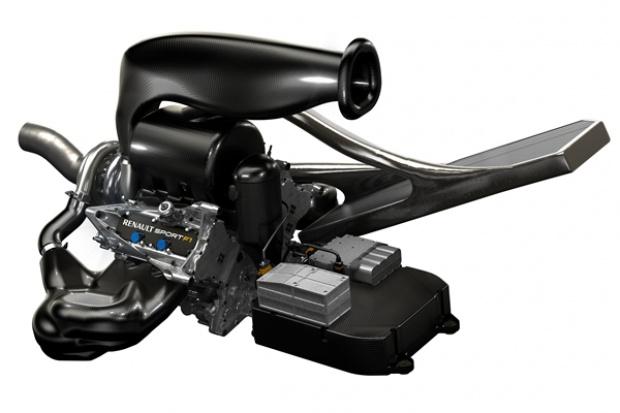 Renault: nowy silnik dla bolidów Formuły 1