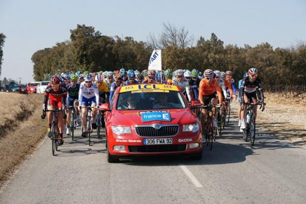 Skoda świętuje razem z Tour de France