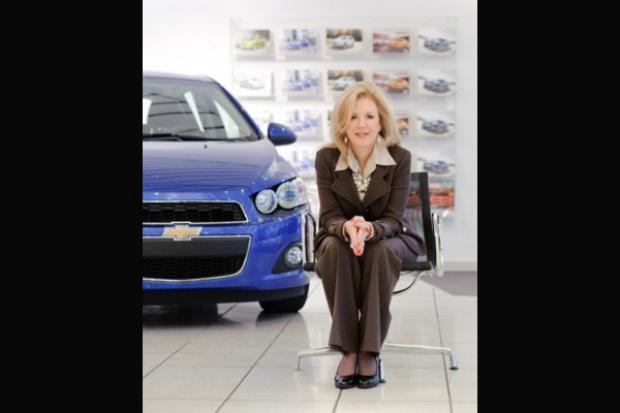 Susan Docherty planuje odejście z GM